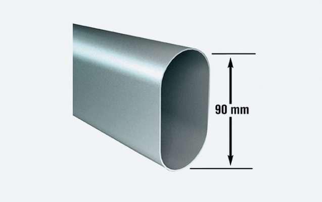 Armature serre tunnel