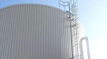 Warmwasserspeicher für Gewächshausheizung